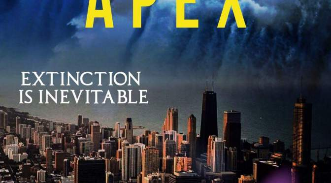 Project Apex audiobook released!