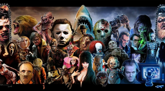 My top 10 films to watch this Halloween